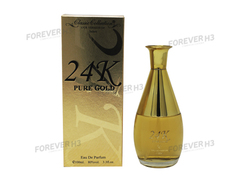 Perfume 24k pure gold